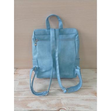 Сумка-рюкзак Serena голубой