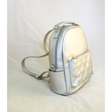 Сумка-рюкзак Domingo серебро