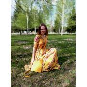 Cумка женская Florans лимон